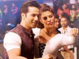 Varun Dhawan thanks Jacqueline Fernandez for the feast of delicious food