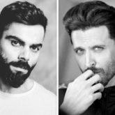 Virat Kohli's most admirable person during his childhood was Hrithik Roshan