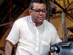 Paresh Rawal shares CV of Hera Pheri's Baburao; calls it Babu Bhaiya's Aadhar Card