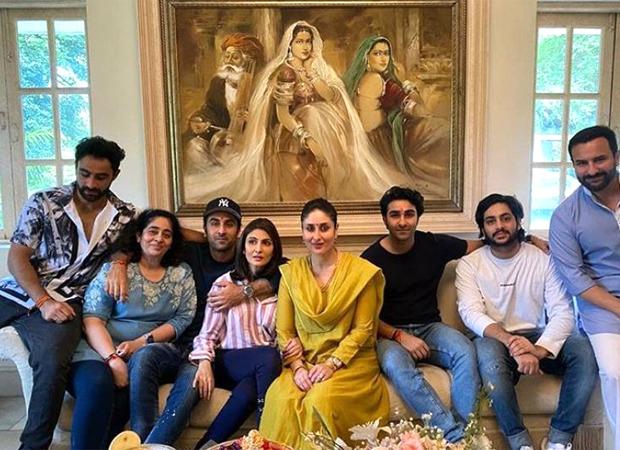 Alia Bhatt, Tara Sutaria join Kapoor family Raksha Bandhan celebrations