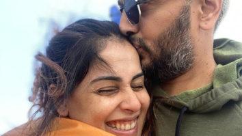 """My light, my life, my everything,"" writes Riteish Deshmukh wishing Genelia D'Souza on her birthday"
