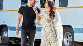 Ajay Devgn wishes his 'forever and always' Kajol on her birthday with an adorable picture
