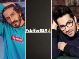 Harshvarrdhan Kapoor, Varun Dhawan and other Bollywood celebrities demand CBI enquiry for Sushant Singh Rajput