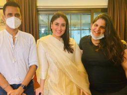 Kareena Kapoor Khan resumes work after pregnancy announcement; see pic