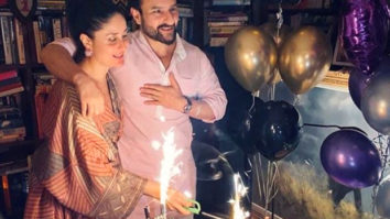 Saif Ali Khan celebrates his 50th birthday with family and close friends; see pics