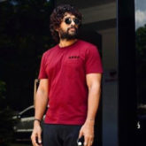 Allu Arjun strikes a pose outside Geetha Arts office, says he misses the hustle
