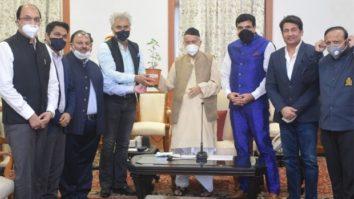 Maharashtra Governor Bhagat Singh Koshyari launches new website of Asif Bhamla's Bhamla Foundation