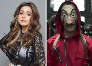 """""""If a show like Money Heist were to be made as an Indian adaption, I would love to be a part of it"""" - Tinaa Dattaa"""