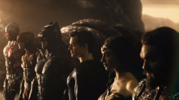 Zack Snyder's Justice League is darker as the superheroes team up against apex villain Darkseid