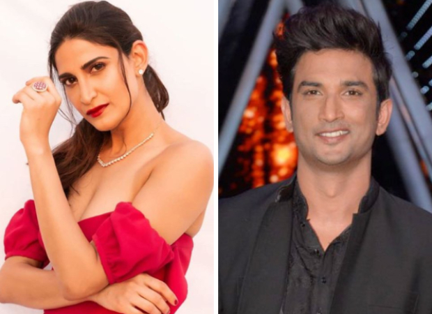 "EXCLUSIVE: ""I would be lying if I would be saying that there was no actor who did not cry,""- Aahana Kumra on Sushant Singh Rajput's demise"
