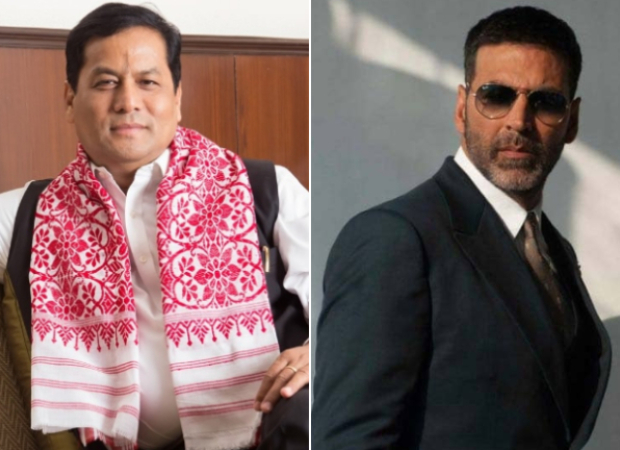 Assam CM Sarbananda Sonowal thanks Akshay Kumar for his contribution of Rs 1 crore towards Assam flood relief