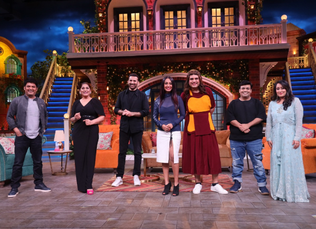 The Kapil Sharma Show team to welcome their own family as guests for a special episode