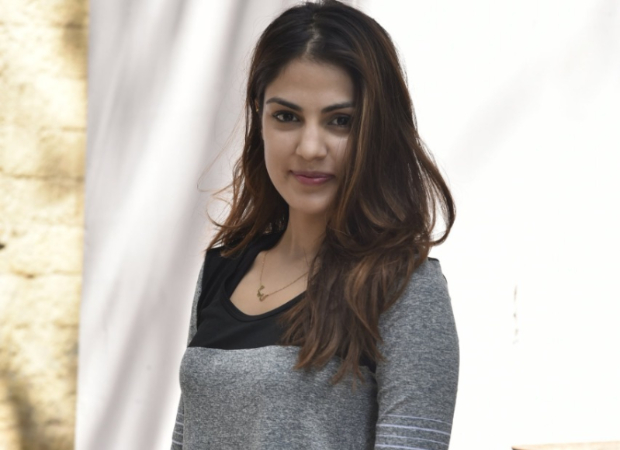 """""""How would I know that I would have to pay for that 'I love you' in this way,"""" says Rhea Chakraborty"""