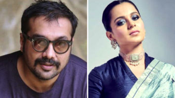 """I've seen her do things when she was low on confidence"" – Anurag Kashyap on Kangana Ranaut"