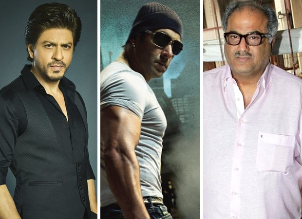 """11 Years Of Wanted EXCLUSIVE: """"Shah Rukh Khan was not offered Wanted. Salman was the ONE and ONLY choice"""" - Boney Kapoor"""
