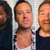 Ali Fazal joins Armie Hammer, Kenneth Branagh & Death On The Nile cast to celebrate Agatha Christie's 130th birth anniversary