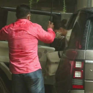 Alia Bhatt spotted at Sanjay Leela Bhansali's office in Juhu