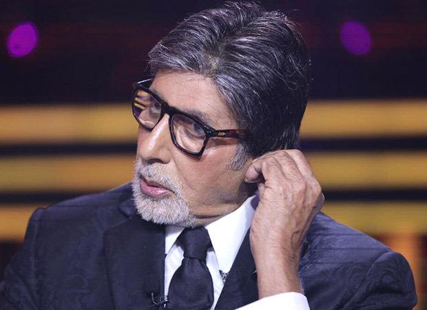 Amitabh Bachchan comes up with a unique way to greet the contestants on Kaun Banega Crorepati 12