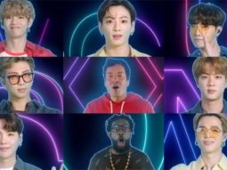BTS Week begins with vibrant A Cappella version of 'Dynamite' featuring Jimmy Fallon and The Roots on The Tonight Show