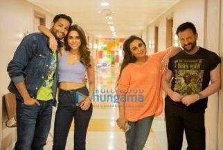 On The Sets From The Movie Bunty Aur Babli 2