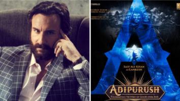 CONFIRMED!Saif Ali Khan to play a menacing villain in Prabhas starrer Adipurush