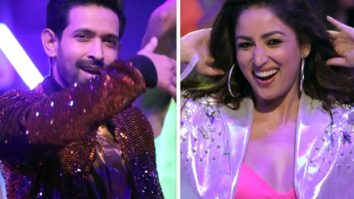 EXCLUSIVE STILLS: Mika Singh, Neha Kakkar and Badshah unite for 'Sawan Mein Lag Gayi Aag' in Ginny Weds Sunny