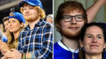 Ed Sheeran and his wifeCherry Seaborn welcome their daughterLyra Antarctica