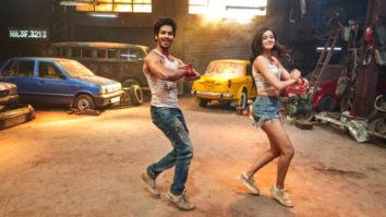 Ishaan Khatter and Ananya Panday bring back the garage romance in Khaali Peeli's latest track 'Tehas Nehas'