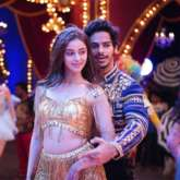 Ishaan Khatter and Ananya Panday make for the hottest duo in Khaali Peeli's dance number, 'Beyonce Sharma Jayegi'