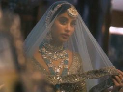 Janhvi Kapoor features in Manish Malhotra's latest couture film looking quintessentially beautiful