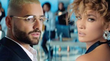 Jennifer Lopez and Maluma drop steamy 'Pa Ti + Lonely' music video