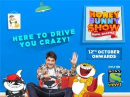 Kapil Sharma goes the animated way; to present The Honey Bunny Show from October 12 onwards