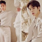 MONSTA X's Shownu and Minhyuk to collaboration on a single for a webtoon She's My Type