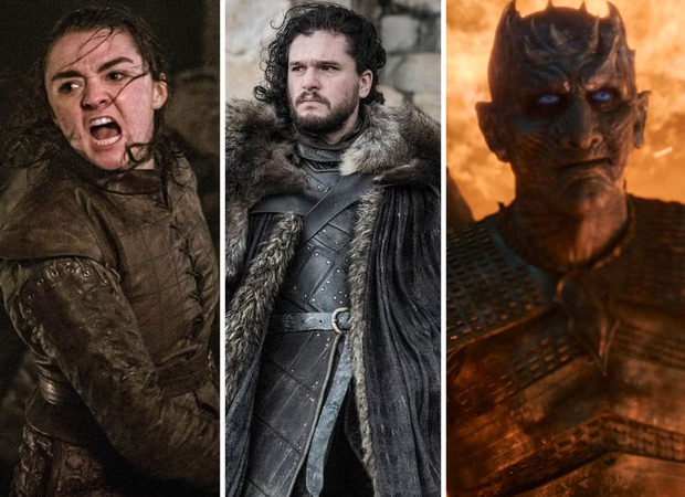 Maisie Williams reveals Kit Harington's Jon Snow was supposed to kill the Night King in Game Of Thrones