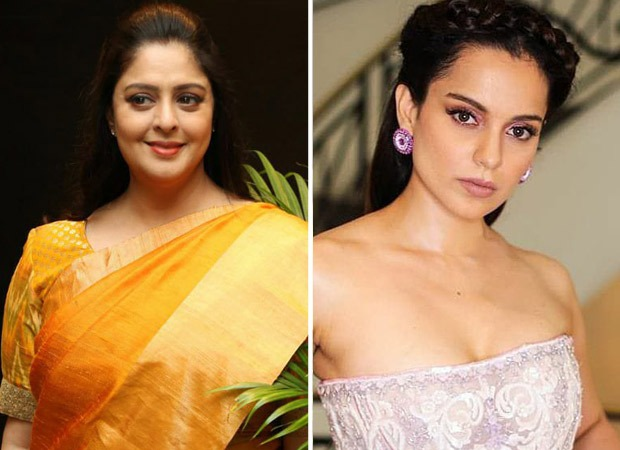 Nagma asks why Kangana Ranaut has not been summoned by NCB when she has admitted to having drugs