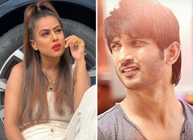 Nia Sharma says those that aren't associated with Sushant Singh Rajput's death should shut up