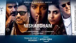 First Look Of The Movie Nishabdham