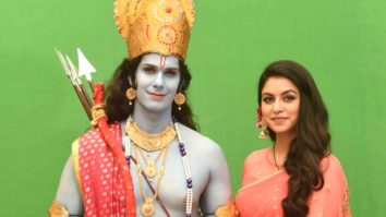 Ram Pyaare Sirf Humare It took 3 hours to get into Lord Ram avatar, reveals Nikhil Khurana