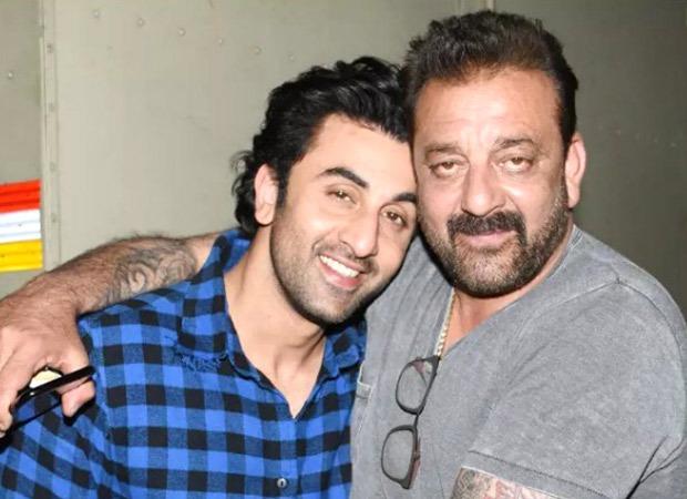 Ranbir Kapoor's special bonding with Sanjay Dutt