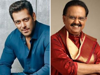 Salman Khan shares heartfelt post for SP Balasubrahmanyam's speedy recovery