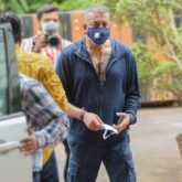 Sanjay Dutt heads to YRF to wrap Shamshera amid cancer treatment