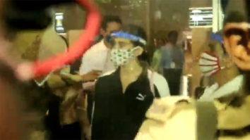 Sara Ali Khan spotted at the airport