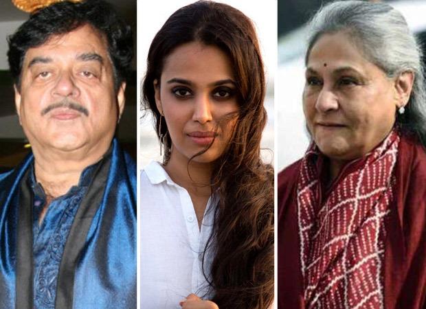 Shatrughan Sinha, Swara Bhaskar on Jaya Bachchan defending film industry in Parliament