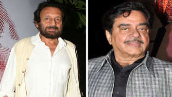 Shekhar Kapur appointed FTII chief, alumnus Shatrughan Sinha lauds the move