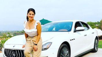 Sunny Leone and Daniel Weber purchase a swanky new Maserati