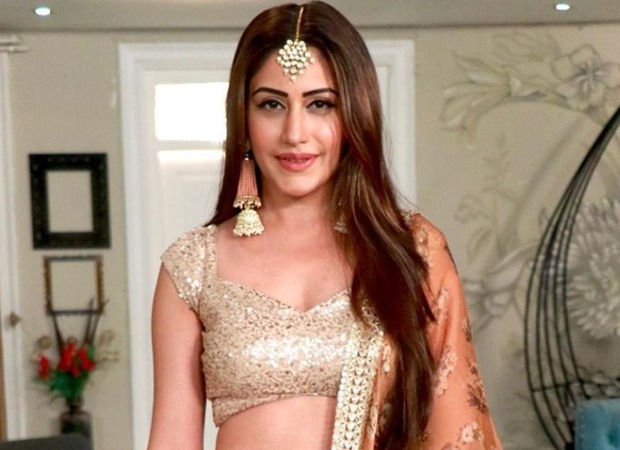 Surbhi Chandna talks about how her job requires not to shy away from romantic scenes