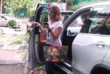 Sussanne Khan spotted in Juhu
