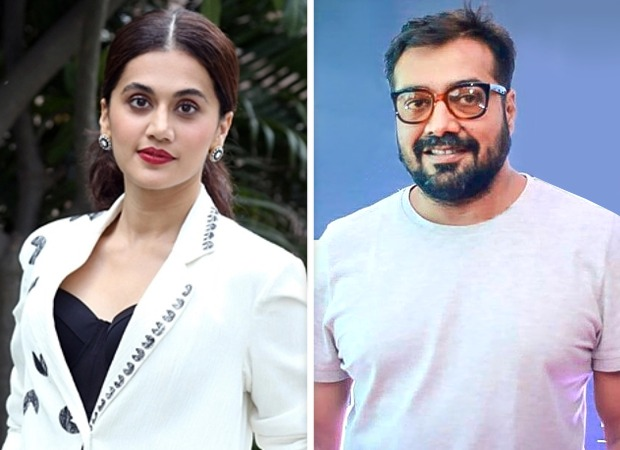 """Taapsee Pannu defends Anurag Kashyap against sexual harassment charge – """"I've never seen him ever disrespecting a woman"""""""