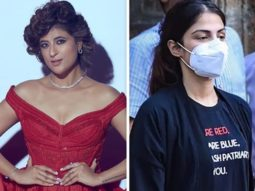 Tahira Kashyap pens a post to smash the patriarchy while standing in solidarity with Rhea Chakraborty