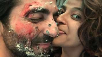 Tahira Kashyap wishes her soulmate Ayushmann Khurrana on his birthday with a cake smeared selfie